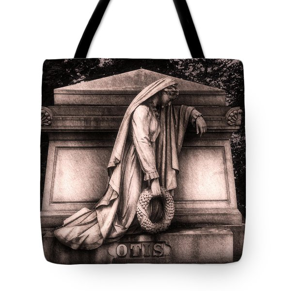 Otis Monument Tote Bag