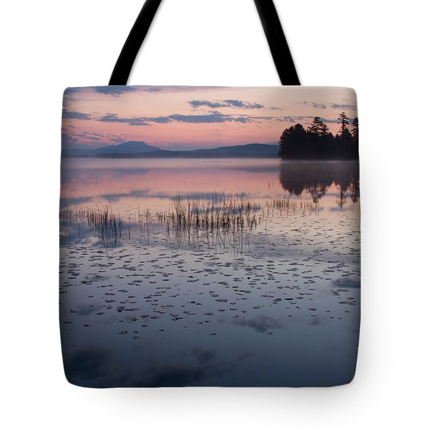 Otter Bay Sunrise Tote Bag