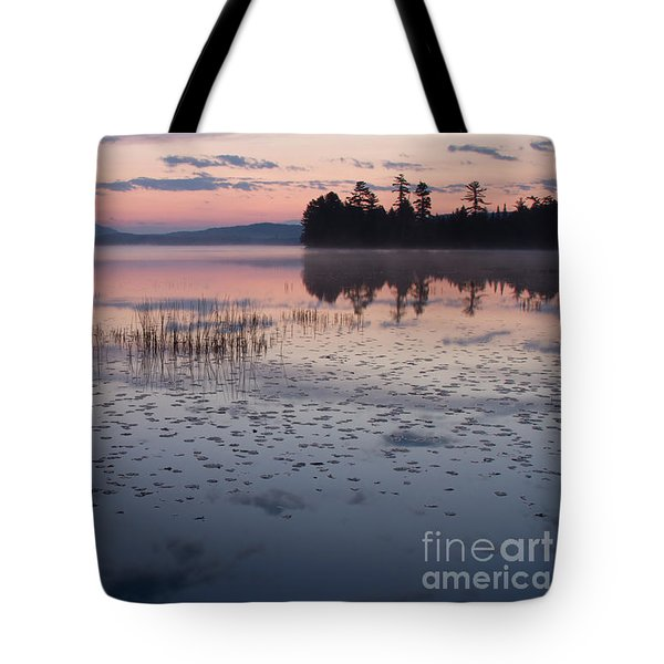 Tote Bag featuring the photograph Otter Bay Sunrise by Chris Scroggins