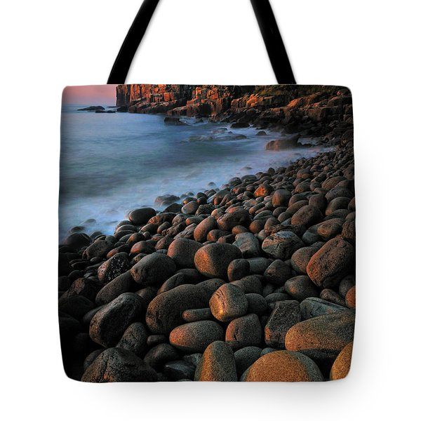 Otter Cliffs - Acadia National Park Tote Bag