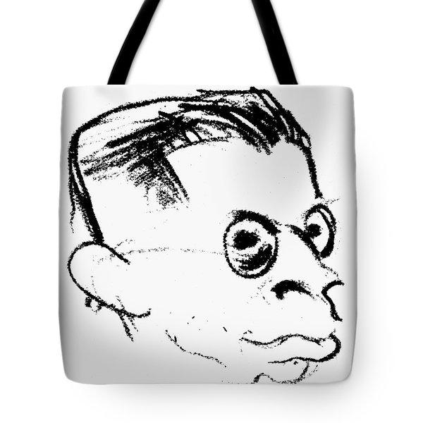 Otto Rank (1884-1939) Tote Bag
