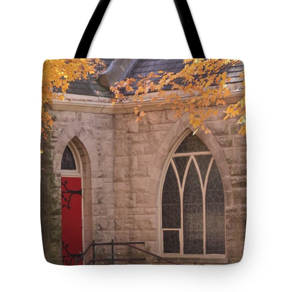Ottumwa Church Tote Bag