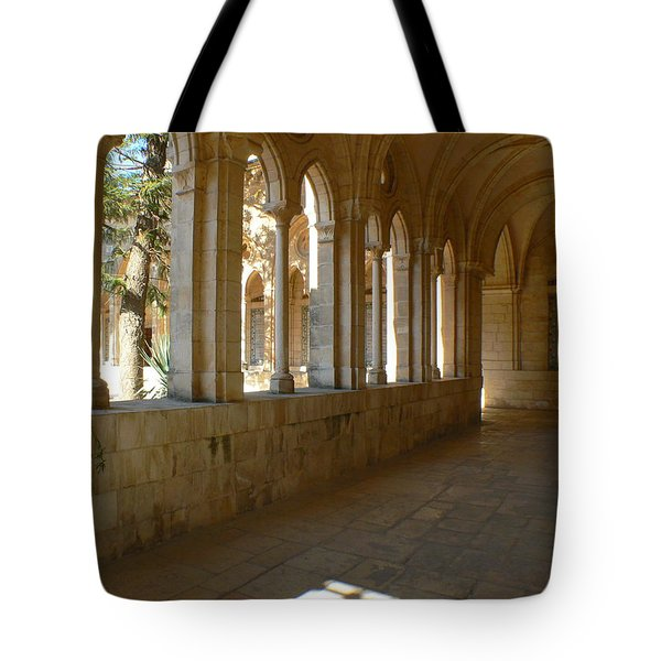 Our Father Of The World Tote Bag