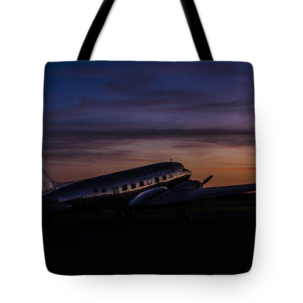 Our Heritage At Sunrise Tote Bag