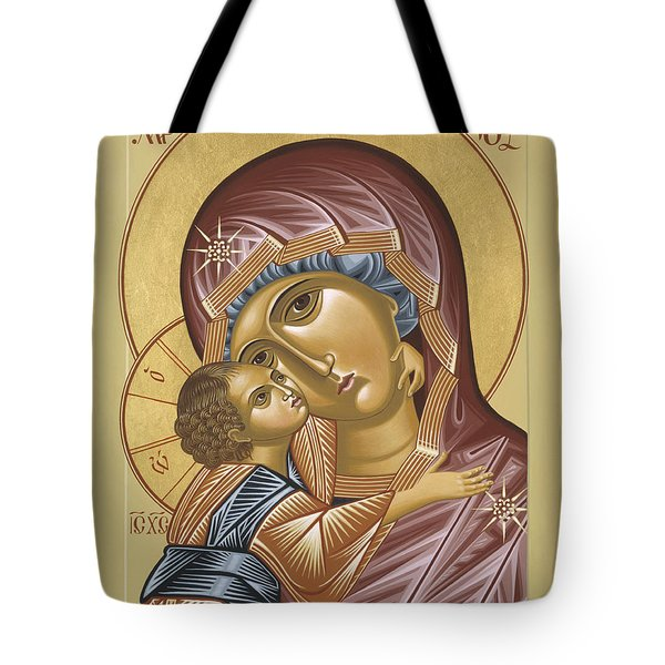 Our Lady Of Grace Vladimir 002 Tote Bag