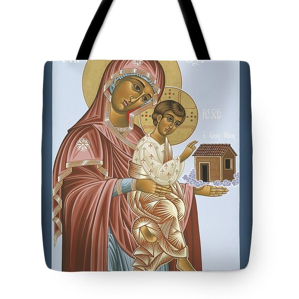 Our Lady Of Loretto 033 Tote Bag