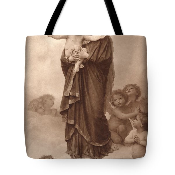 Our Lady Of The Angels Tote Bag
