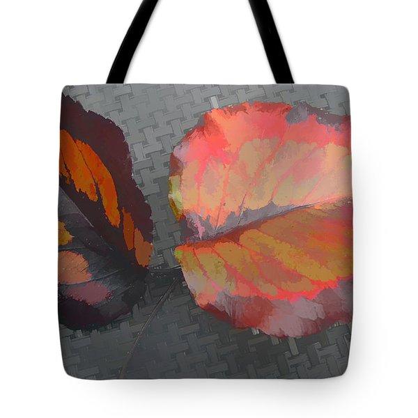 Our Maker's Palette Tote Bag by Barbara McDevitt