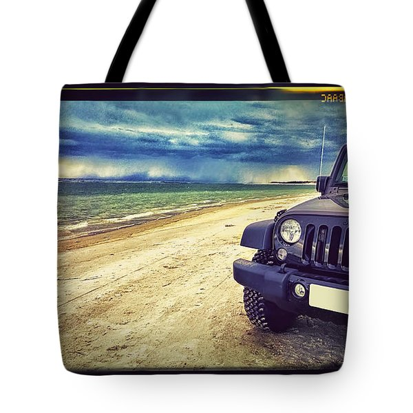 Out For A Play Tote Bag
