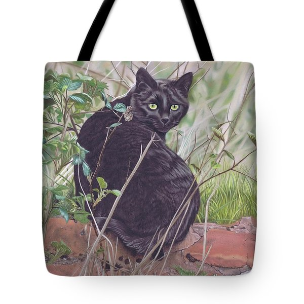 Out Hunting Tote Bag