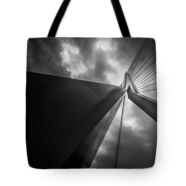 Tote Bag featuring the photograph Out Of Chaos A New Order by Mihai Andritoiu