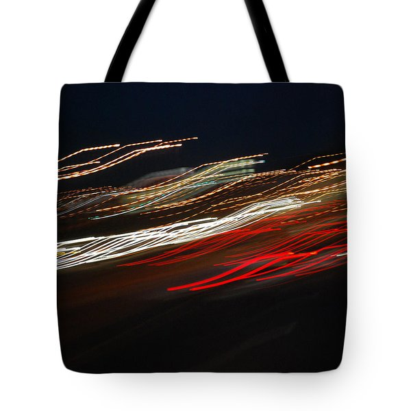 Tote Bag featuring the photograph Out Of Control by Maggy Marsh