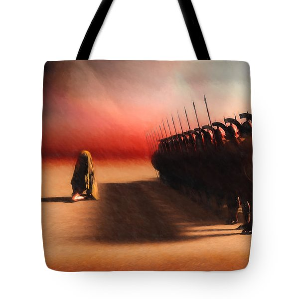 Out Of Egypt Tote Bag