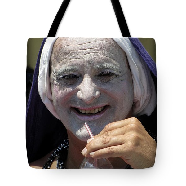 Out Of Habit Tote Bag
