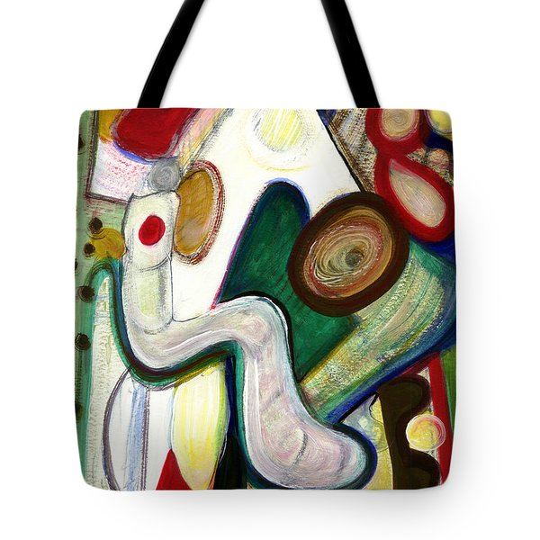Out Of My Being Tote Bag