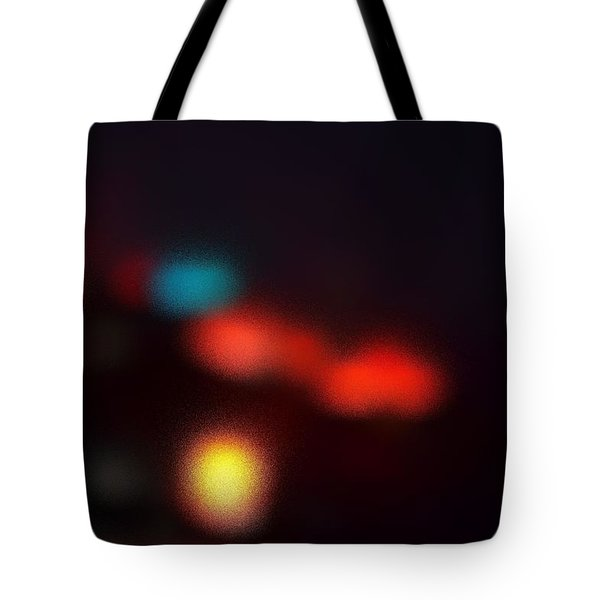 Out Of My Mind Tote Bag by Carlee Ojeda