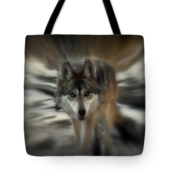 Out Of Nowhere 2 Tote Bag by Ernie Echols