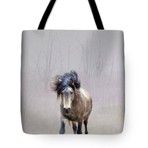 Out Of Nowhere Tote Bag