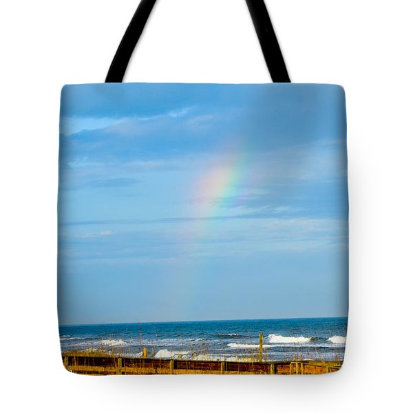 Out Of The Blue  Tote Bag by Mary Ward