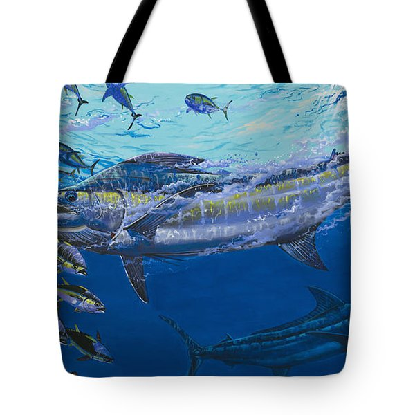 Out Of The Blue Off009 Tote Bag