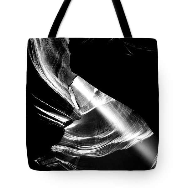 Out Of The Hole Tote Bag