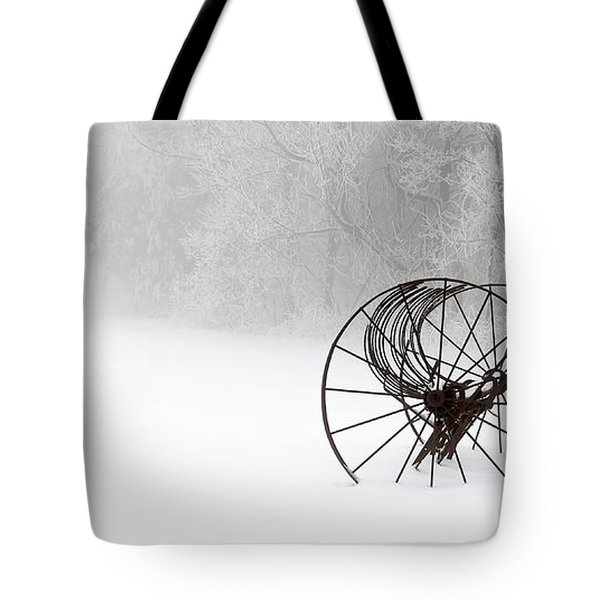 Out Of The Mist A Forgotten Era II Tote Bag