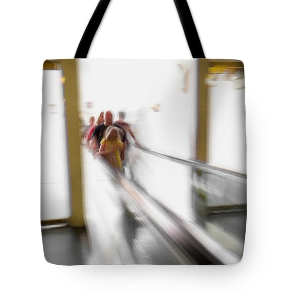 Out Of Thin Air Tote Bag