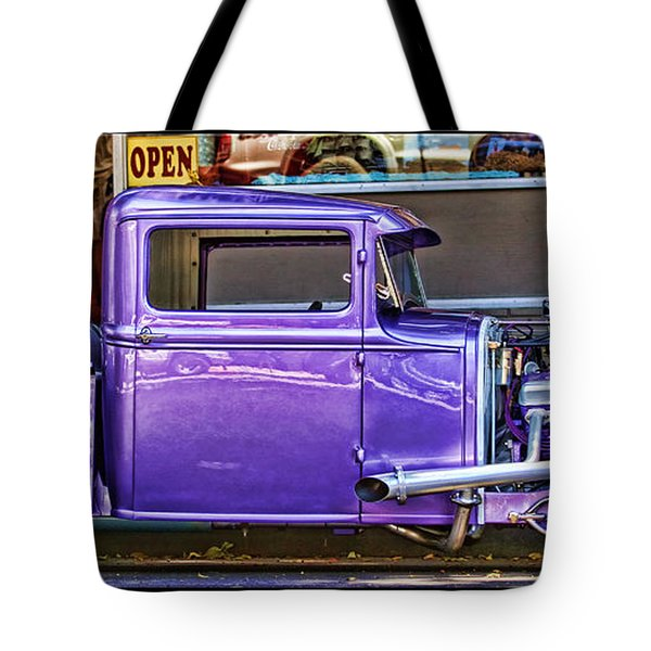 Out Shopping By Diana Sainz Tote Bag