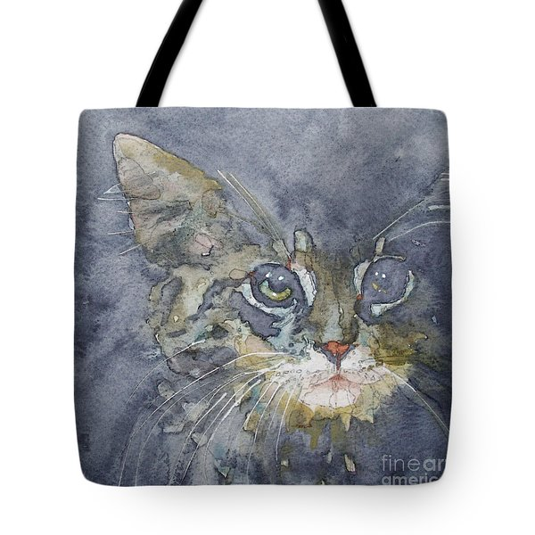 Out The Blue You Came To Me Tote Bag