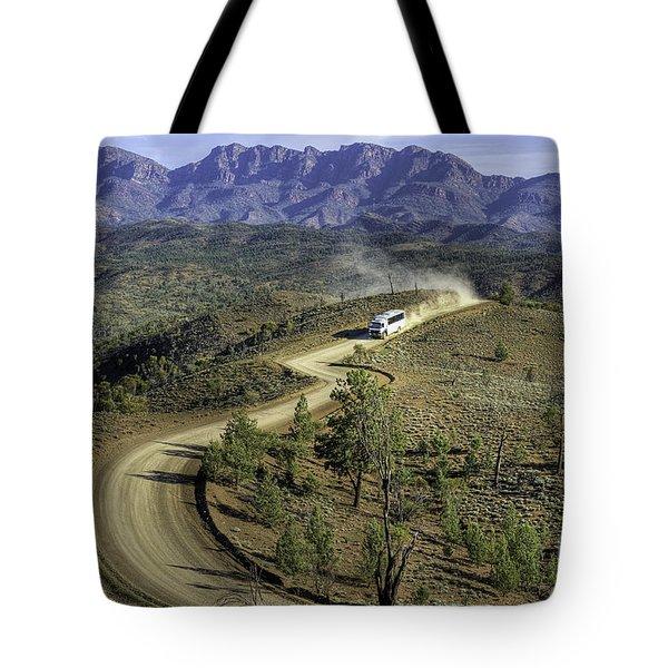 Outback Tour Tote Bag