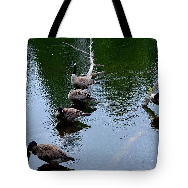 Outcast Tote Bag