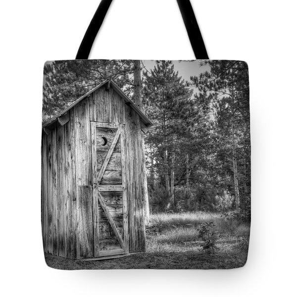 Outdoor Plumbing Tote Bag