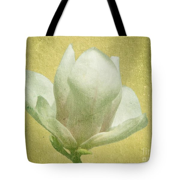 Outer Magnolia Tote Bag by Jeff Kolker