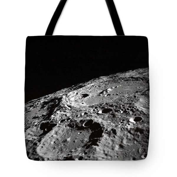 Outer Space Two Four Zero Tote Bag by Nasa Usgs
