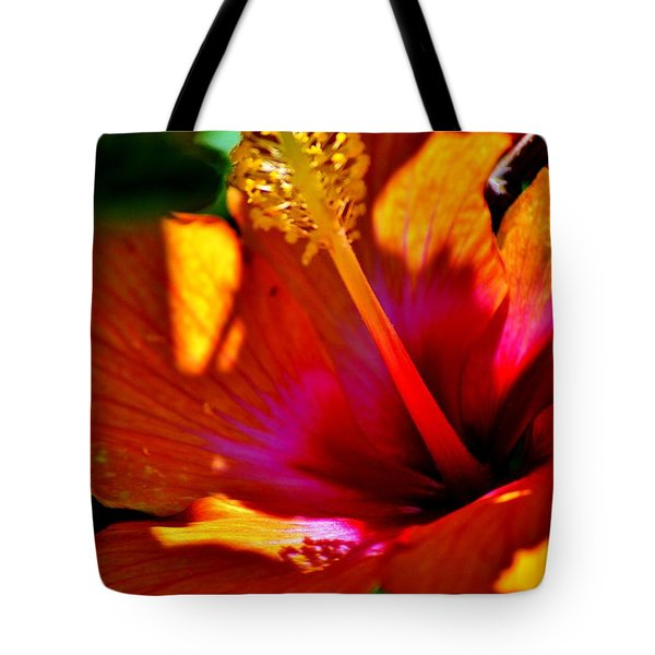 Outrageous Color Tote Bag
