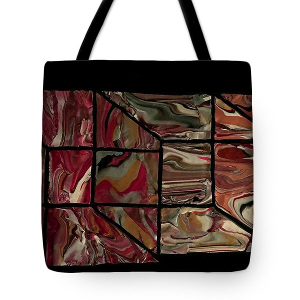 Outside The Box I Tote Bag