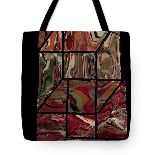Outside The Box II Tote Bag