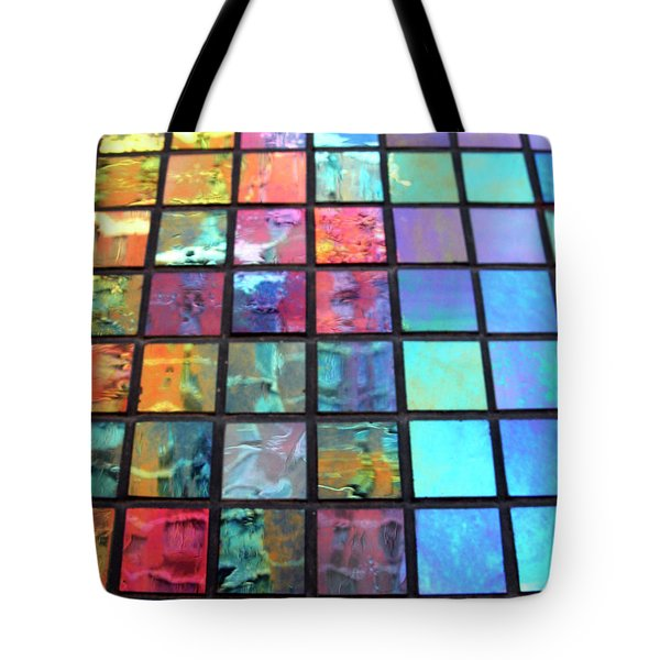 Outside The Box Tote Bag by Tony Cordoza