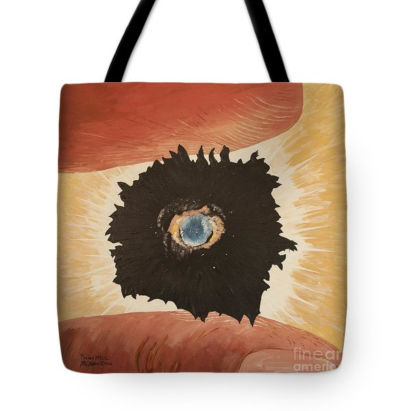 Outside Time Tote Bag by Mark Robbins