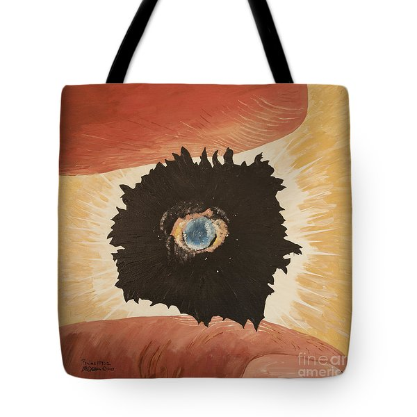 Outside Time Tote Bag