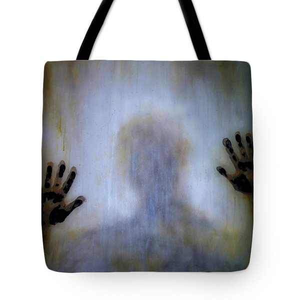 Outsider Tote Bag by Lilia D