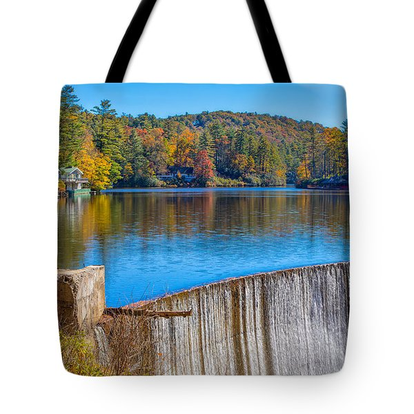 Outskirts Of Highland Tote Bag