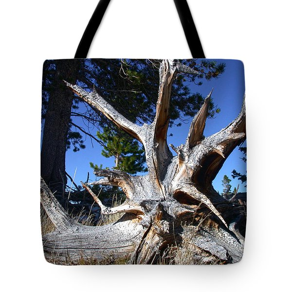 Over And Out Tote Bag