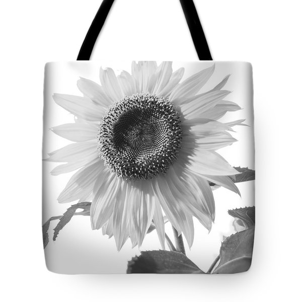 Over Looking The Garden Tote Bag