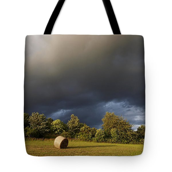 Overcast - Before Rain Tote Bag by Michal Boubin