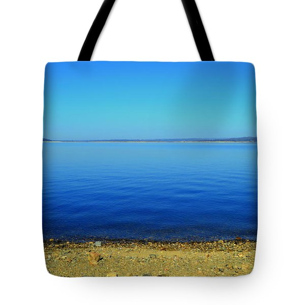 Tote Bag featuring the photograph Overflow by Rima Biswas