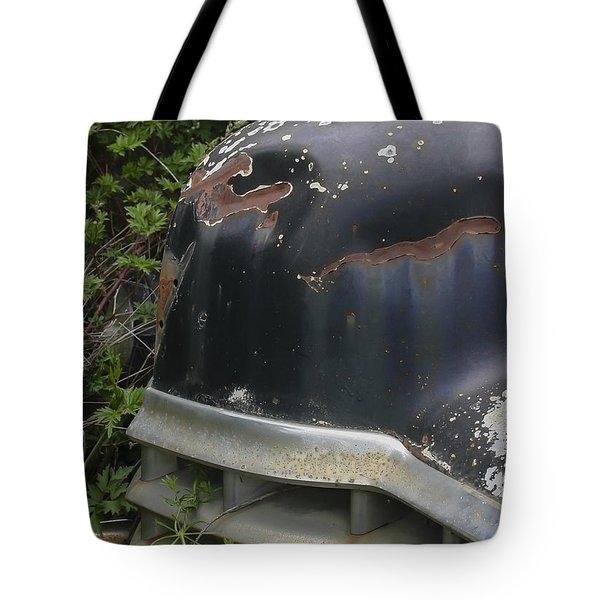 Overgrown Tote Bag by Jean Noren
