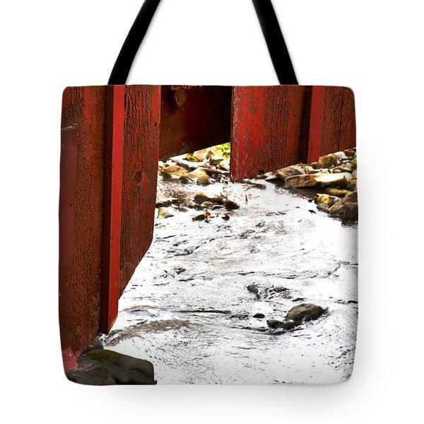 Overhang Tote Bag