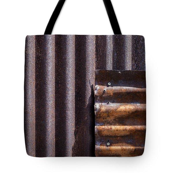 Overlap Tote Bag by Fran Riley