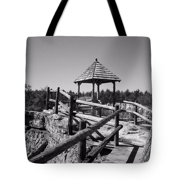 Overlook In The Shawangunks Tote Bag